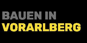Bauen in Vorarlberg Logo